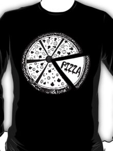 Pizza vintage style T-Shirt