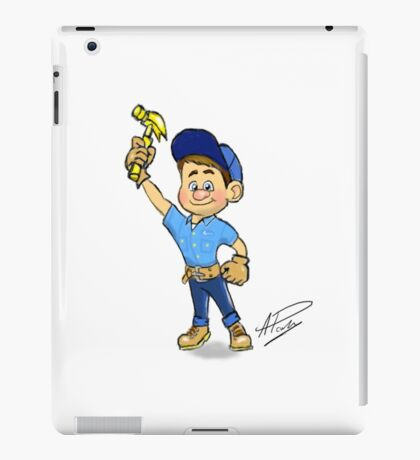 Fix it Felix Jr iPad Case/Skin