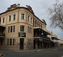 Pubs Of Freo - Orient Hotel by sparkographic