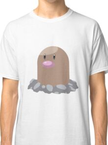 Digett Pokemon Simple No Borders Classic T-Shirt