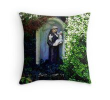 Mom's St. Anthony Throw Pillow