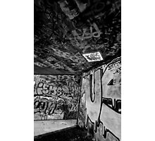 South Bank Graffiti - 4/5 Photographic Print