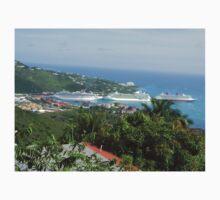 Cruise Ships St Thomas Kids Tee