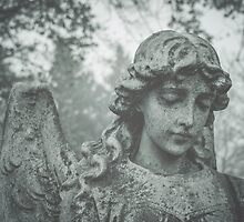Cemetery Angel no. 2 by Bethany Helzer