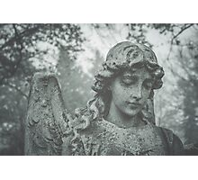 Cemetery Angel no. 2 Photographic Print