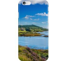 Dunvegan Castle Isle of Skye iPhone Case/Skin