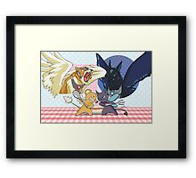 Card Captor Sakura - Guardian Battle Royale Framed Print
