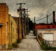 Kansas City Alley 2 by Delany Dean