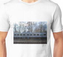 Pennsylvania_Reading Shore Lines Train Unisex T-Shirt
