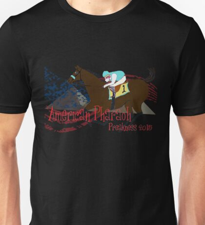 American Pharoh Preakness 2015 Unisex T-Shirt