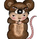 My Favourite Animal is the Brown Mouse by Beatrice  Ajayi