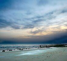 La Barrosa beach by TaniaLosada