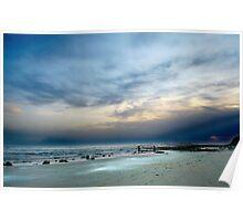 La Barrosa beach Poster