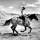 Desert Rider by Vendla