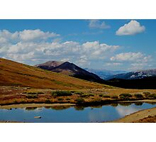 Independence Pass Photographic Print