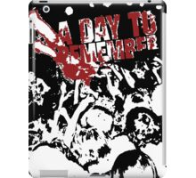 A Day To Remember iPad Case/Skin