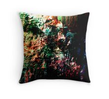 Intangible Thoughts Throw Pillow