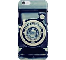 Agfa Readyset Vintage Camera iPhone Case/Skin