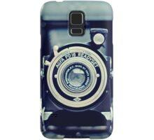 Agfa Readyset Vintage Camera Samsung Galaxy Case/Skin