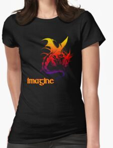 imagine dragons Womens Fitted T-Shirt