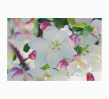 Crab Apple Tree Bloom Kids Clothes