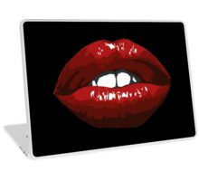 Red Lips Laptop Skin