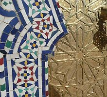 Orient mosaic by cocorin