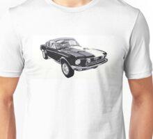 1968 Cobra Unisex T-Shirt