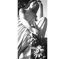 Bracebridge Tombstone (Upward angle) Photographic Print