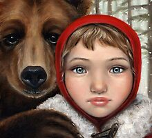Masha and the Bear by tanyabond