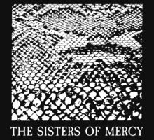 The Sisters Of Mercy - The Worlds End - Anaconda by createdezign