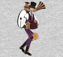 Steampunk One Man Band by Joe Simpson