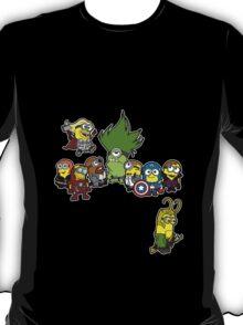 Assemble Minions T-Shirt