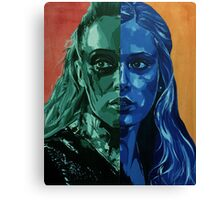 CLEXA - Not Everyone, Not You  Canvas Print