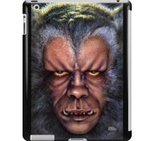 The Werewolf Curse iPad Case/Skin