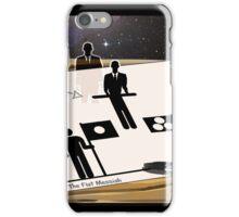 THE FLAT MESSIAH iPhone Case/Skin
