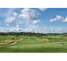 Timber Pointe Golf Course Photographic Print