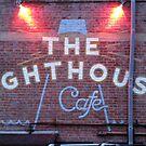 The Lighthouse Cafe - Hermosa Beach by Gloria Abbey