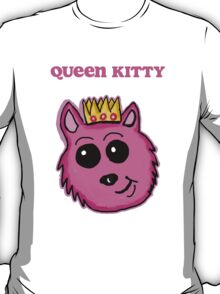 Queen Kitty  T-Shirt