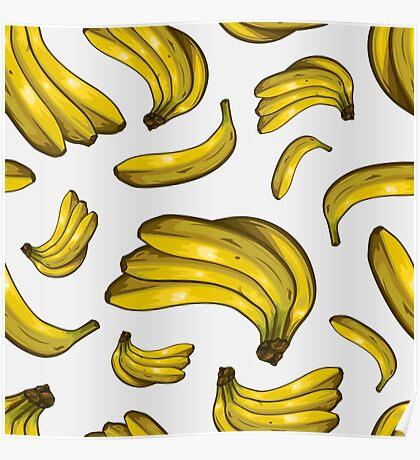Veggiephile - Bananas Poster