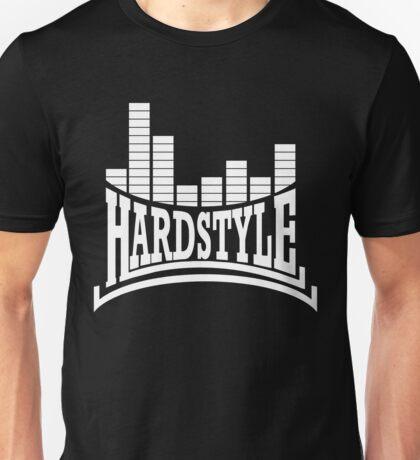 Hardstyle T-Shirt - White Unisex T-Shirt