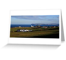 Ballintoy Delight Greeting Card