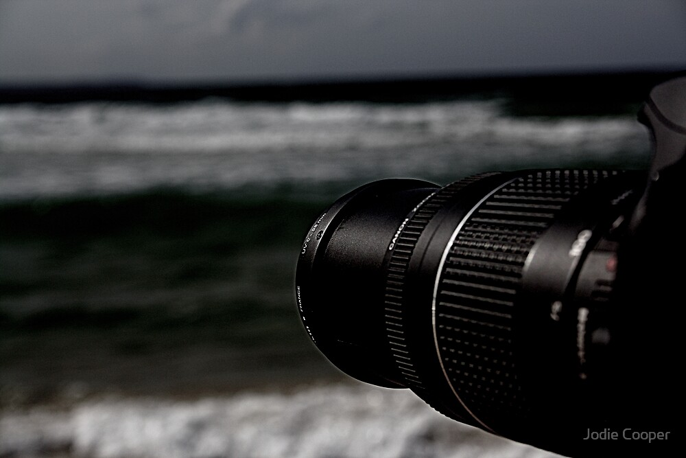 Camera View by Jodie Cooper