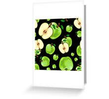 Veggiephile - Apples Greeting Card