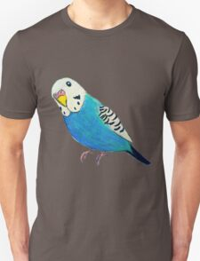 Parakeet Drawing T-shirt T-Shirt