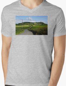 The Way Up Mens V-Neck T-Shirt
