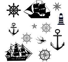Ahoy Matey  by DJMALICEON