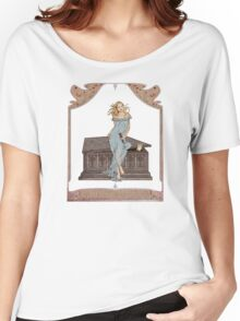 Boticelli Buffy Nouveau Women's Relaxed Fit T-Shirt