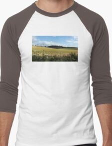 A Day In The Country Men's Baseball ¾ T-Shirt