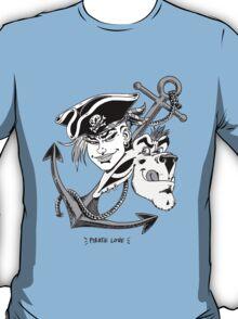 Tank Girl: Pirate Love T-Shirt